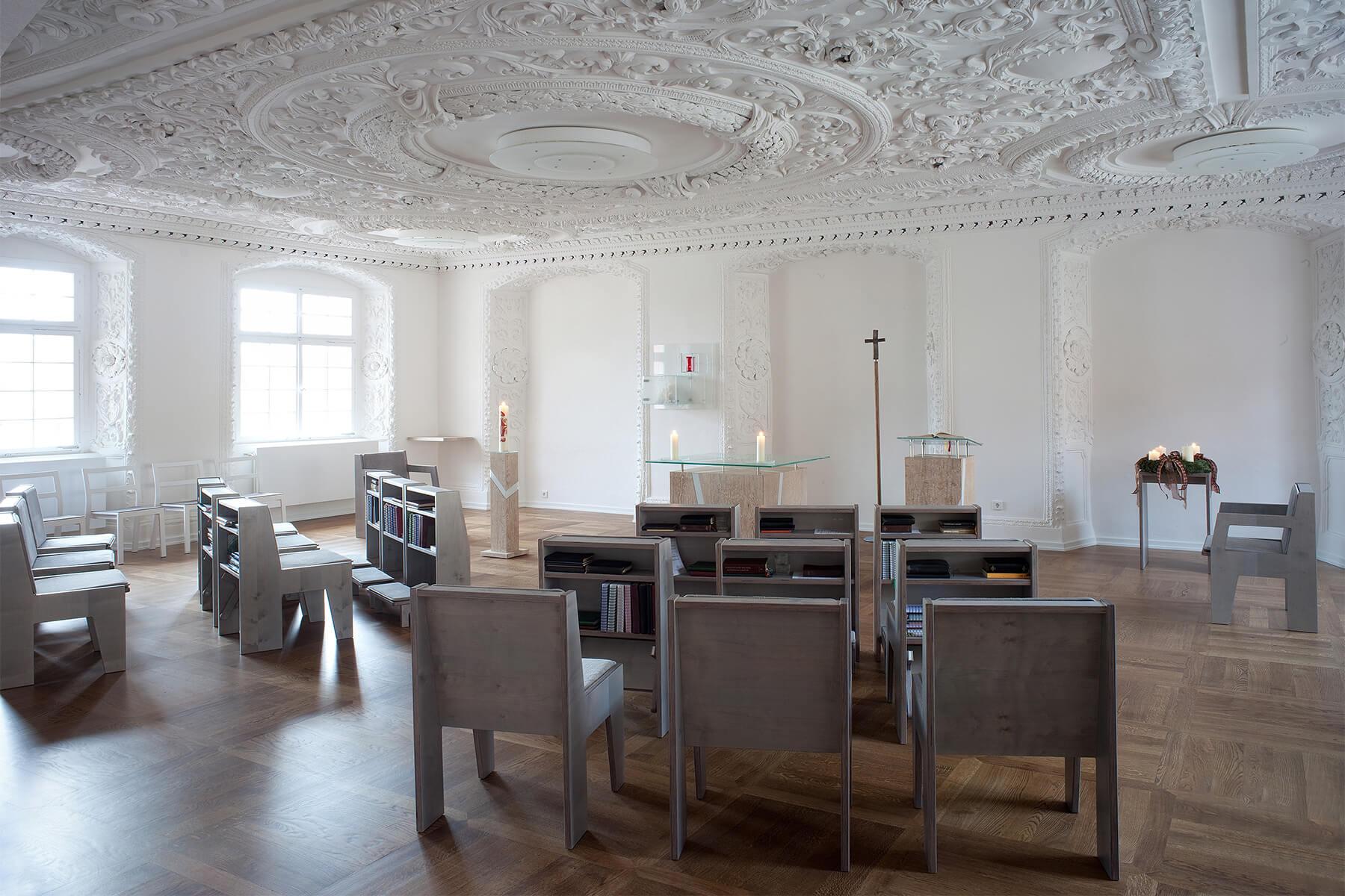 Barbara Jäger OMI Riesterer Werke in Kirchen Kloster Wald