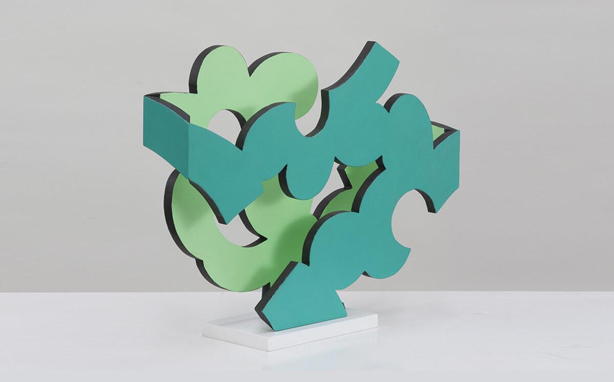 Barbara Jäger und OMI Riesterer Ausstellung in der Galerie Melchior in Kassel