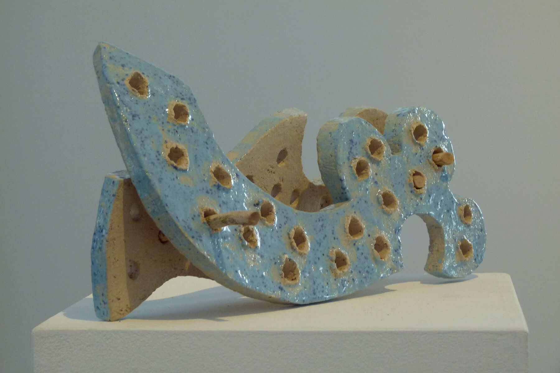 Barbara Jäger Skulpturen Engel Keramik Buxbaum