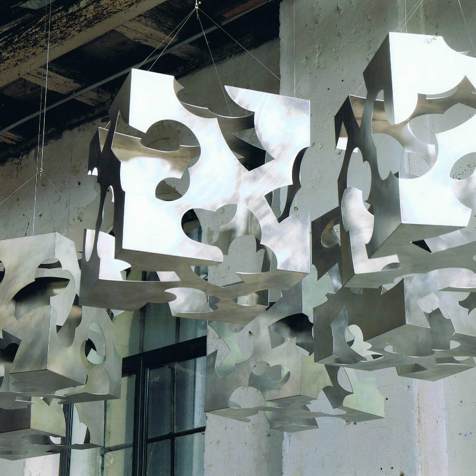 Barbara Jäger Malerei Skulptur Karlsruhe Hängende Gärten Zeche Zollverein Essen