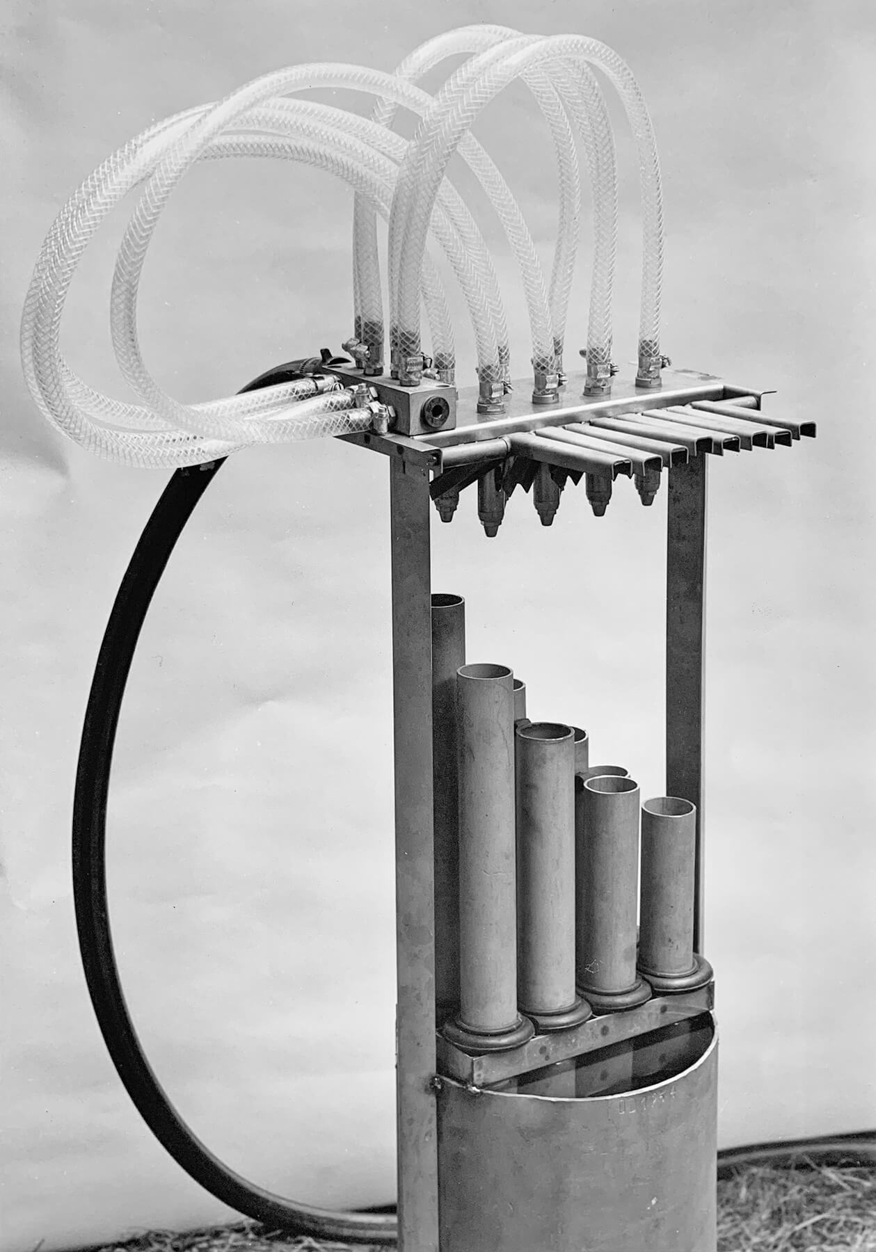 Bildhauer OMI Riesterer Karlsruhe Projekte Wasserorgel